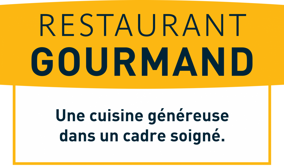Restaurant gourmand texte